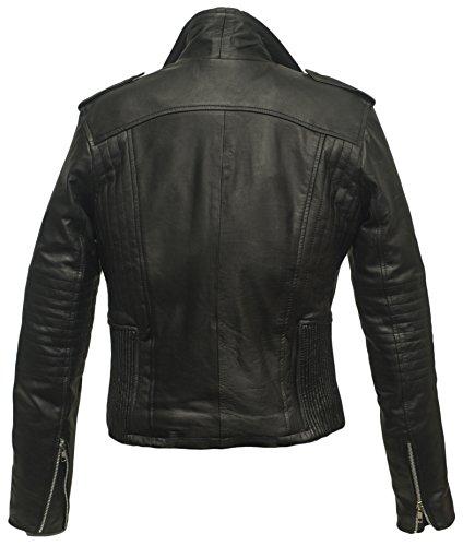 Damen Lederjacke aus weichem Rindnappaleder - 2